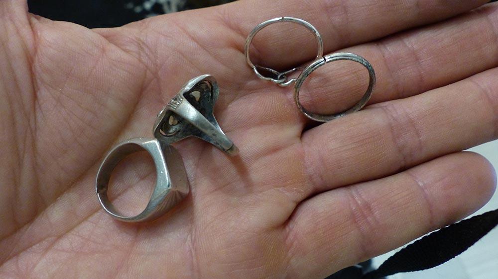 Réparation de bagues argent 92.5 cassées - Quelle plaque pour les paillons ? P1050075